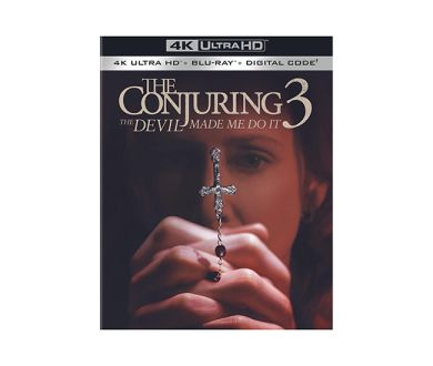 Test 4K Ultra HD Blu-ray : Conjuring 3 : Sous l'Emprise du Diable