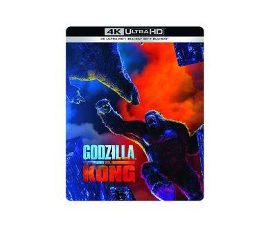 Test 4K Ultra HD Blu-ray : Godzilla vs Kong