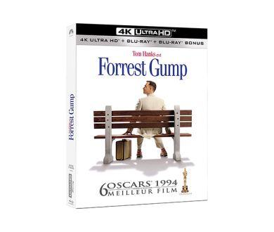 Test 4K Ultra HD Blu-ray : Forrest Gump
