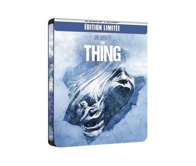 Test 4K Ultra HD Blu-ray : The Thing (1982)
