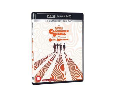 Test 4K Ultra HD Blu-ray : Orange Mécanique