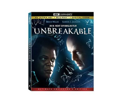 Test 4K Ultra HD Blu-ray : Incassable