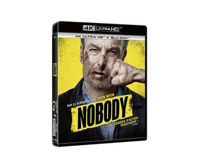 Test 4K Ultra HD Blu-ray : Nobody