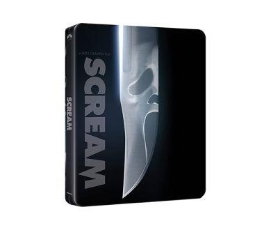 Test 4K Ultra HD Blu-ray : Scream (1996)
