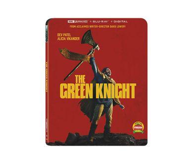 Test 4K Ultra HD Blu-ray : The Green Knight (Lionsgate)