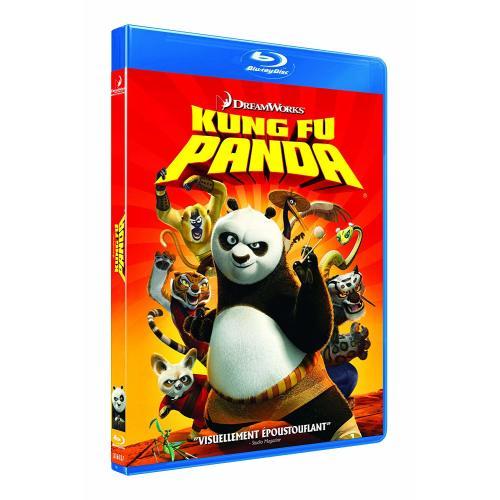 Test Blu Ray Kung Fu Panda