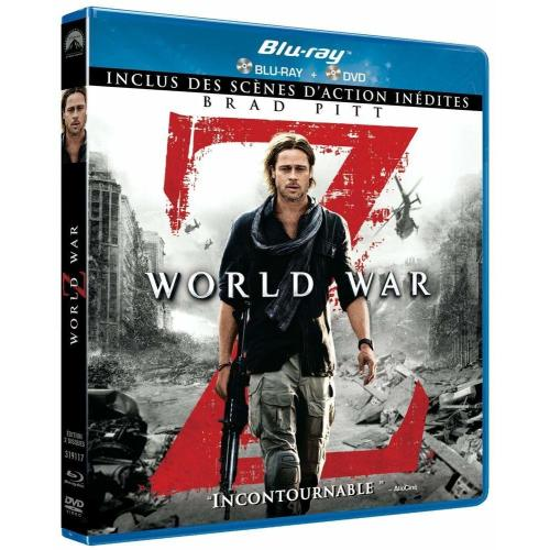 Test Blu-Ray 3D : World War Z