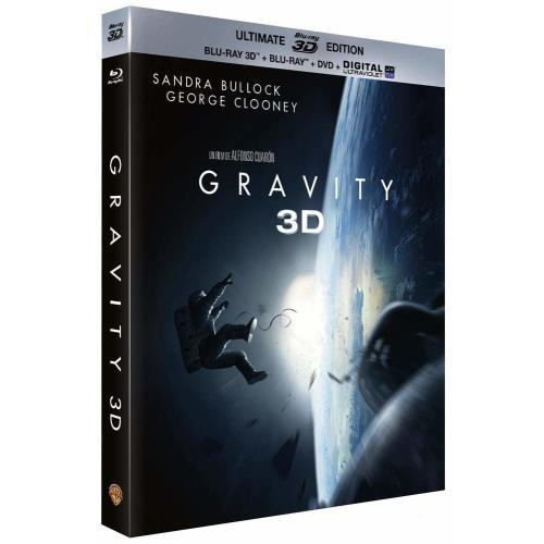 Test Blu-Ray 3D : Gravity