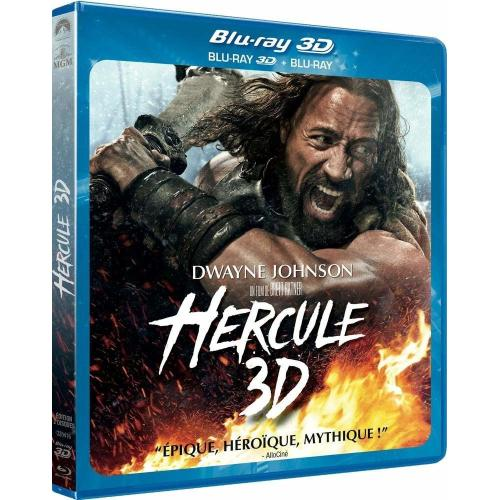 Test Blu-Ray 3D : Hercule