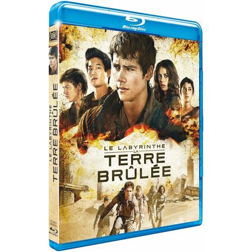 Test Blu-Ray : Le Labyrinthe - la Terre Brûlée