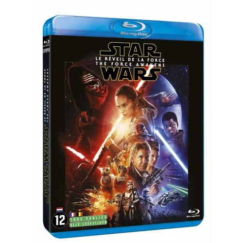 Test Blu-Ray : Star Wars - Le Réveil de la Force