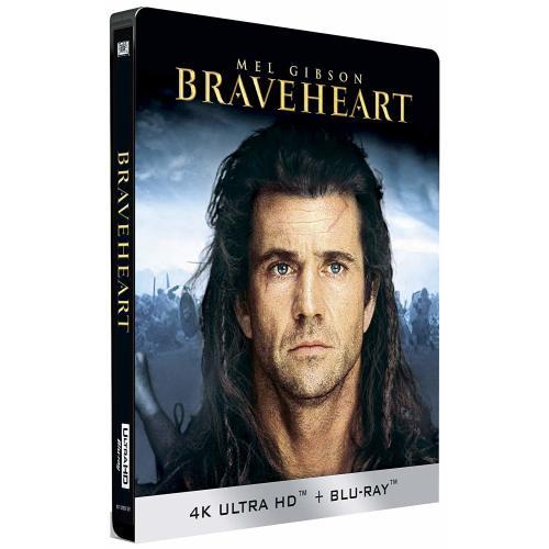 Test 4K Ultra HD Blu-ray : Braveheart (Master 4K)
