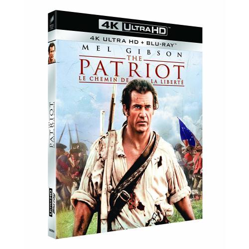 Test 4K Ultra HD Blu-ray : The Patriot - Le chemin de la liberté (Master 4K)
