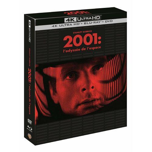Test 4K Ultra HD Blu-ray : 2001 l'Odyssée de l'Espace