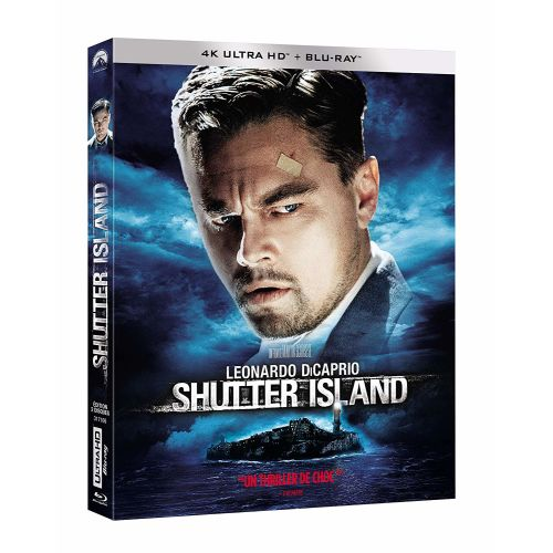 Test 4K Ultra HD Blu-ray : Shutter Island