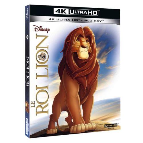 Test 4K Ultra HD Blu-ray : Le Roi Lion