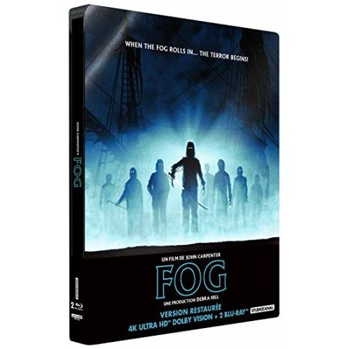 Test 4K Ultra HD Blu-ray : The Fog (Master 4K)