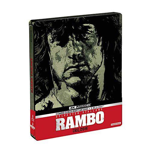 Test 4K Ultra HD Blu-ray : Rambo 2 - La Mission