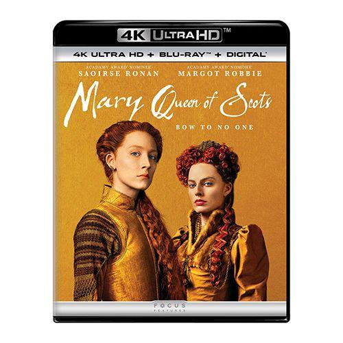 Test 4K Ultra HD Blu-ray : Marie Stuart, Reine d'Ecosse (Master 4K)
