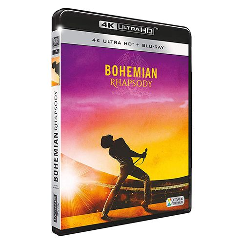 Test 4K Ultra HD Blu-ray : Bohemian Rhapsody