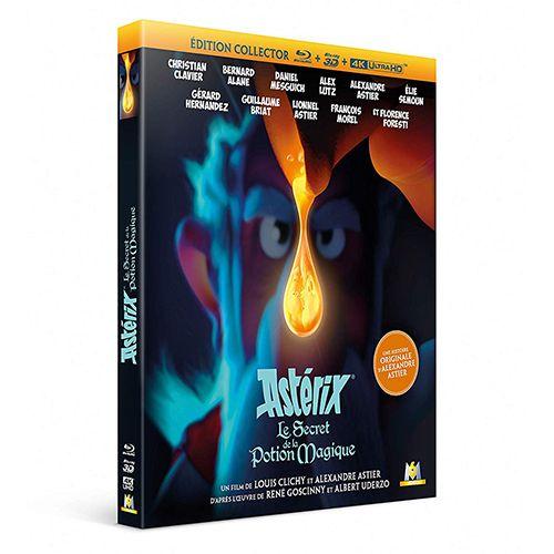 Test 4K Ultra HD Blu-ray : Astérix - Le Secret de la Potion Magique