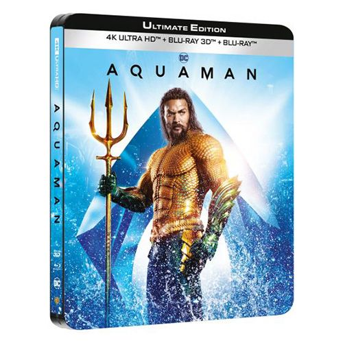 Test 4K Ultra HD Blu-ray : Aquaman