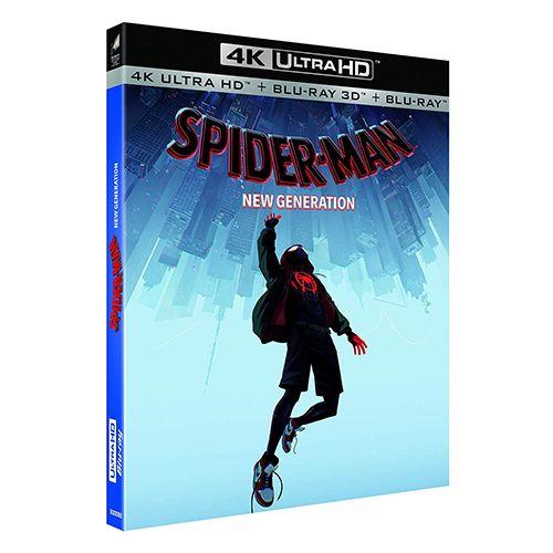 Test 4K Ultra HD Blu-ray : Spider-Man New Generation