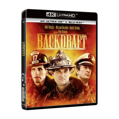 Test 4K Ultra HD Blu-ray : Backdraft