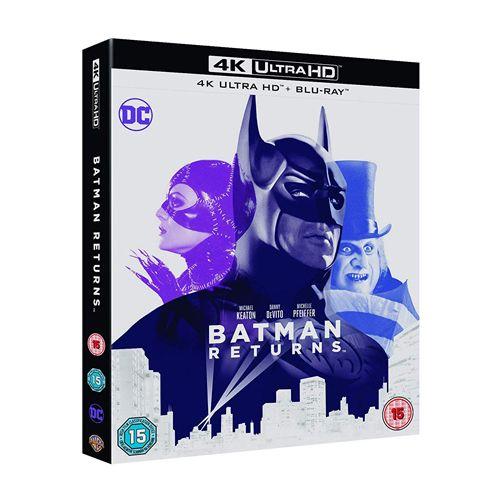 Test 4K Ultra HD Blu-ray : Batman, le Défi