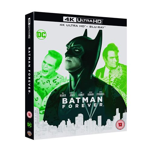 Test 4K Ultra HD Blu-ray : Batman Forever