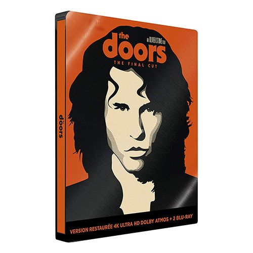 Test 4K Ultra HD Blu-ray : The Doors (The Final Cut)