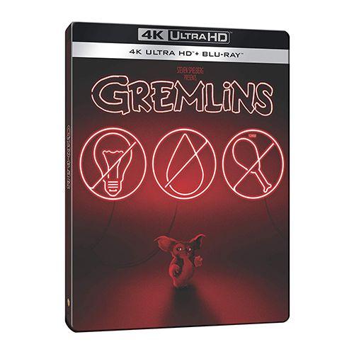 Test 4K Ultra HD Blu-ray : Gremlins