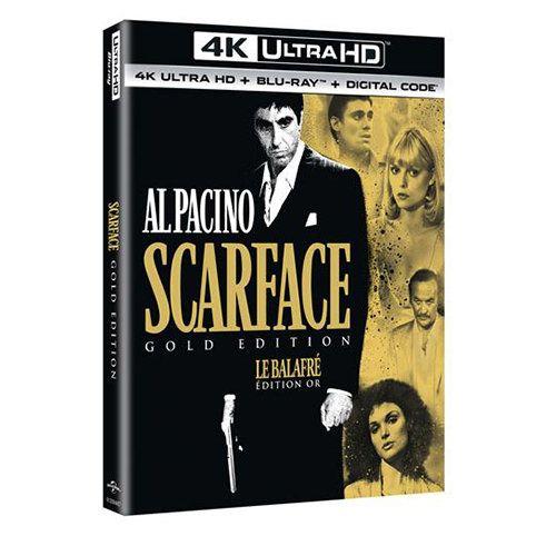 Test 4K Ultra HD Blu-ray : Scarface