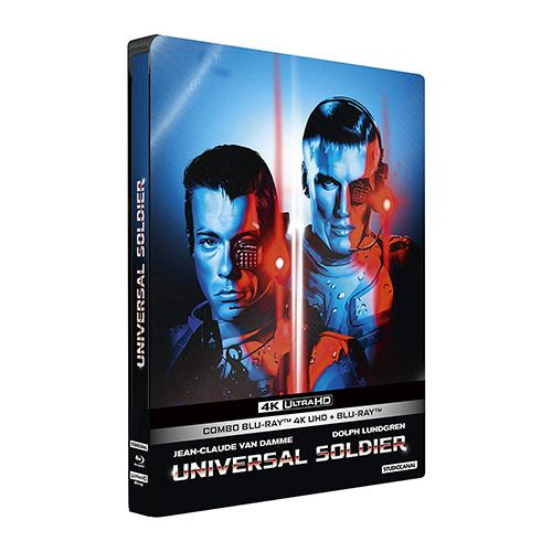 Test 4K Ultra HD Blu-ray : Universal Soldier