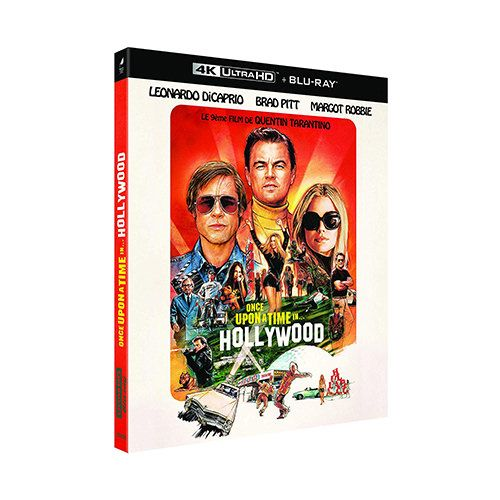 Test 4K Ultra HD Blu-ray : Once Upon a Time in Hollywood
