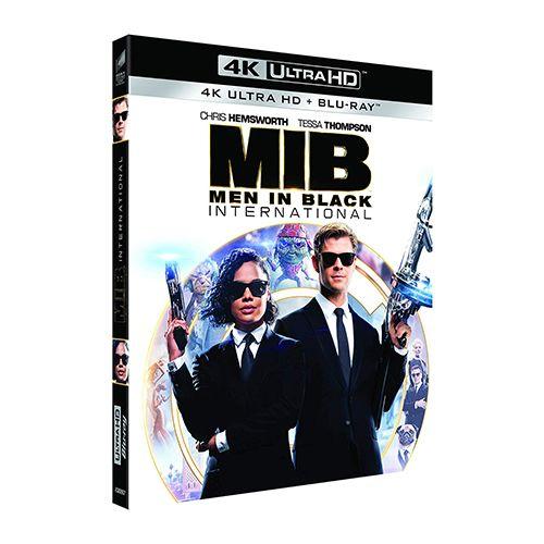 Test 4K Ultra HD Blu-ray : Men in Black International