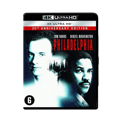 Test 4K Ultra HD Blu-ray : Philadelphia