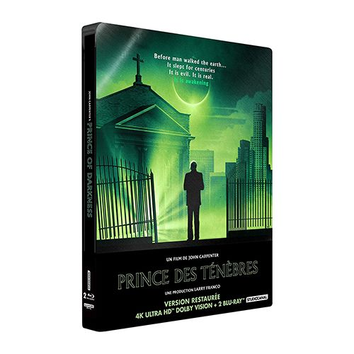 Test 4K Ultra HD Blu-ray : Prince des Ténèbres