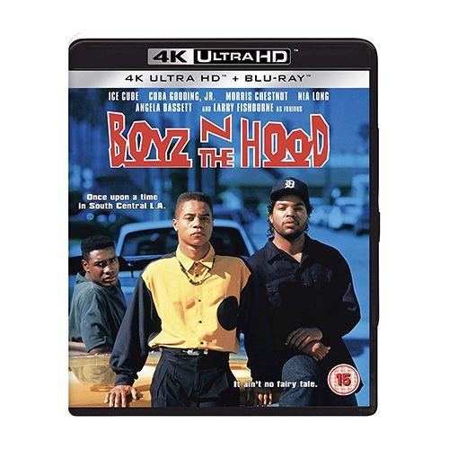 Test 4K Ultra HD Blu-ray : Boyz N The Hood