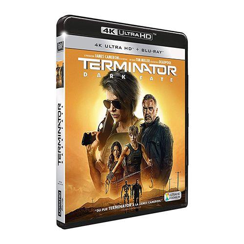 Test 4K Ultra HD Blu-ray : Terminator Dark Fate