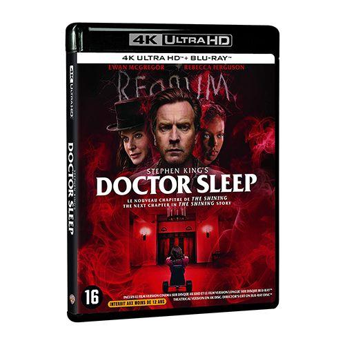 Test 4K Ultra HD Blu-ray : Doctor Sleep