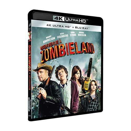 Test 4K Ultra HD Blu-ray : Bienvenue à Zombieland