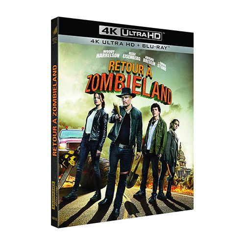 Test 4K Ultra HD Blu-ray : Retour à Zombieland