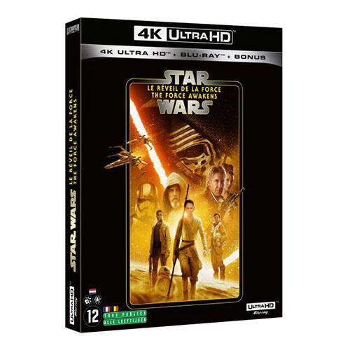 Test 4K Ultra HD Blu-ray : Star Wars : Episode VII - Le Réveil de la Force