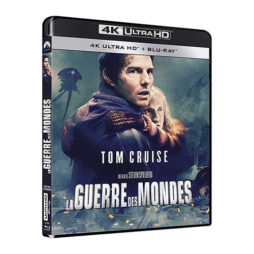Test 4K Ultra HD Blu-ray : La Guerre des Mondes (2005)