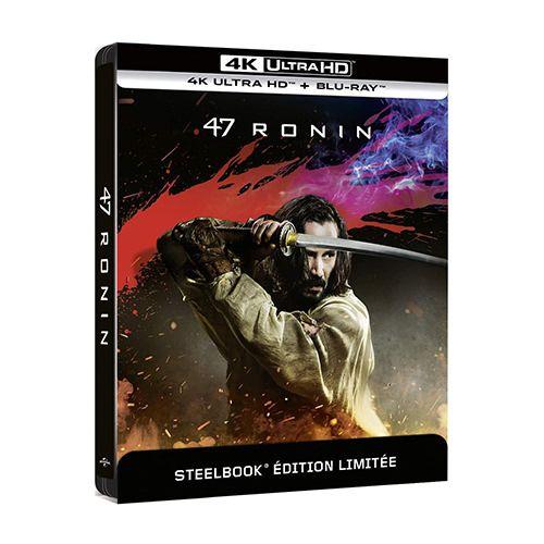 Test 4K Ultra HD Blu-ray : 47 Ronin