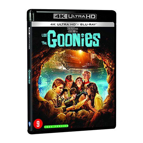 Test 4K Ultra HD Blu-ray : Les Goonies