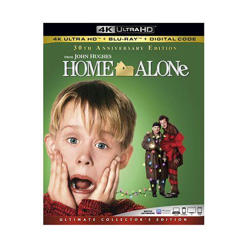 Test 4K Ultra HD Blu-ray : Maman, j'ai raté l'avion ! (Home Alone)