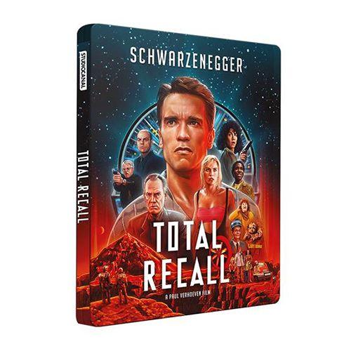 Test 4K Ultra HD Blu-ray : Total Recall (1990)