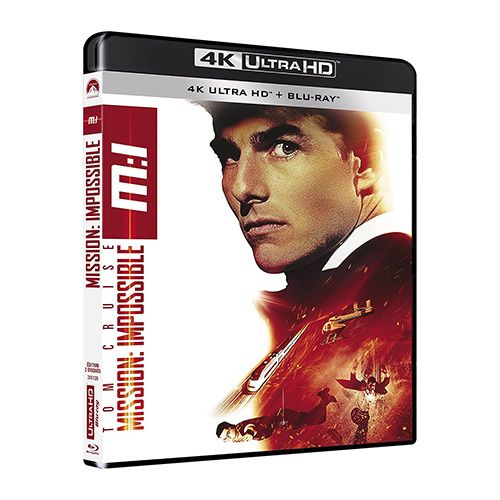 Test 4K Ultra HD Blu-ray : Mission Impossible (1996)